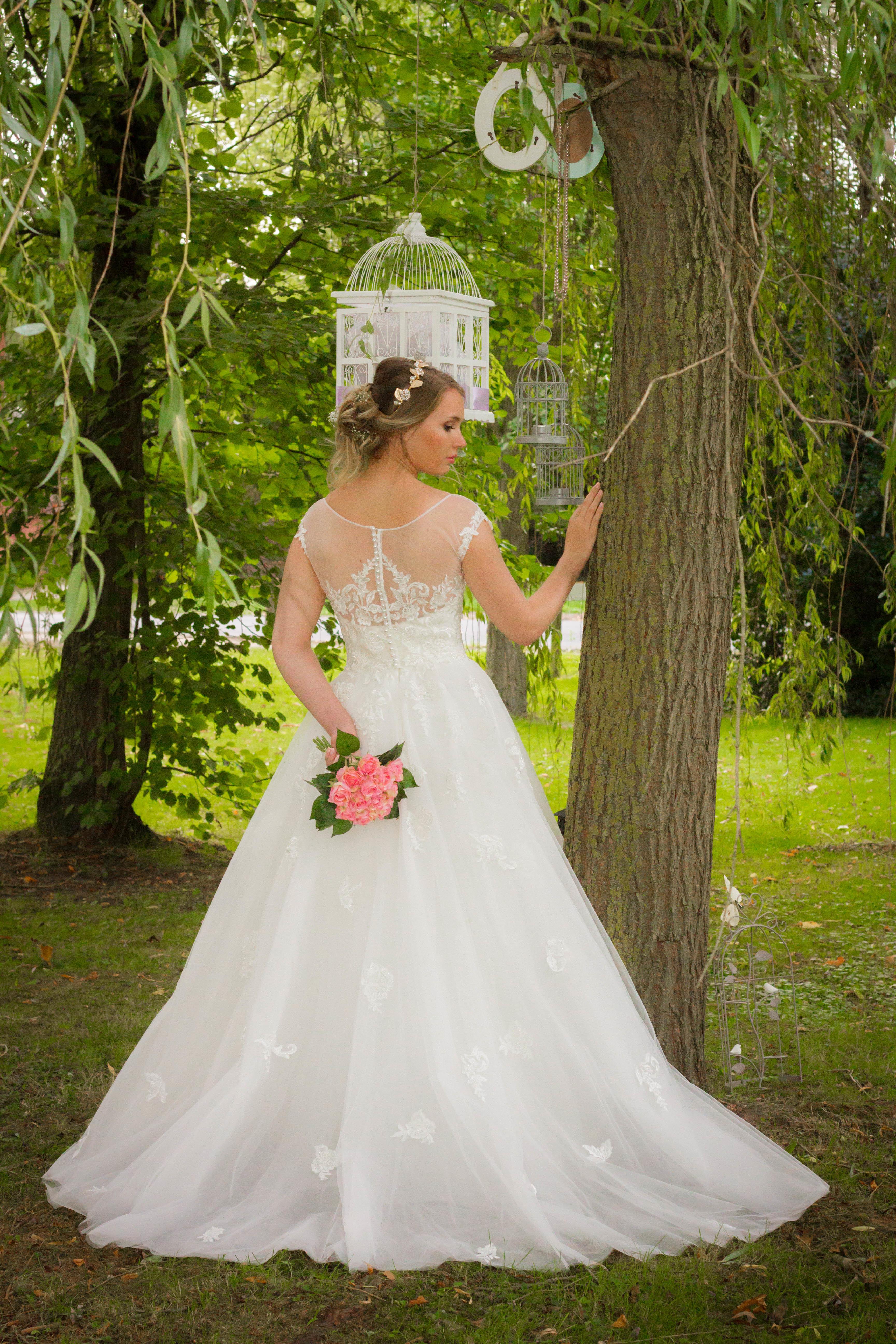 """Robe de mariée """"Un jour de printemps"""""""